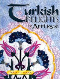 Turkish Delights to Applique Book on CD
